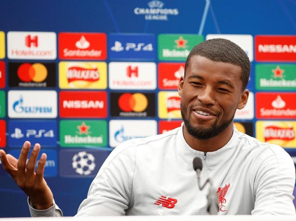 Wijnaldum: Peluang Liverpool Juara Liga Champions? 50:50
