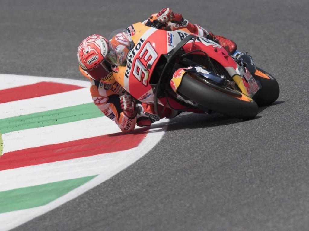 Marquez Raih Pole Position MotoGP Italia