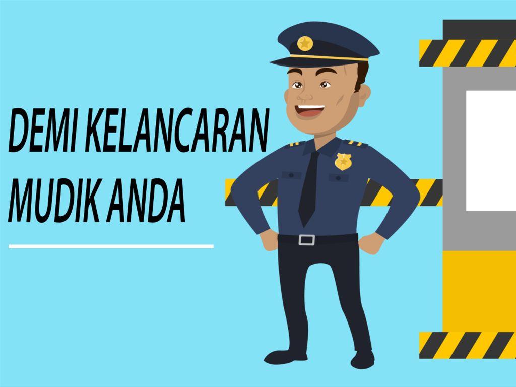 Buat yang Mudik, Yuk Simak Skenario Satu Arah di Tol Trans Jawa!
