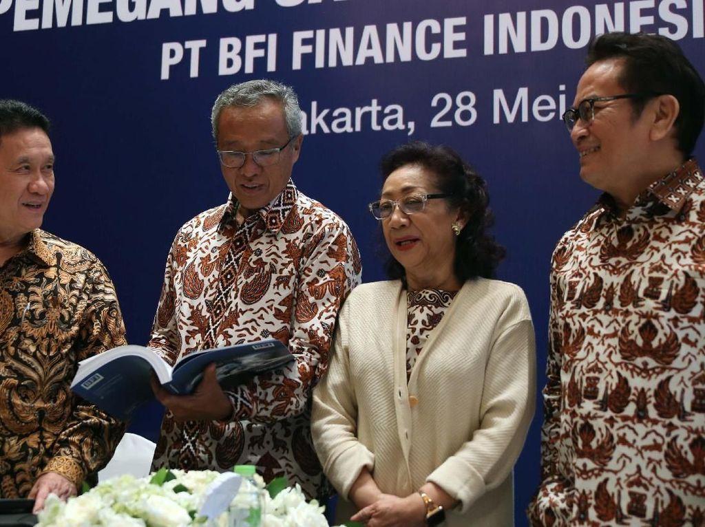 BFI Finance Indonesia Gelar RUPSLB