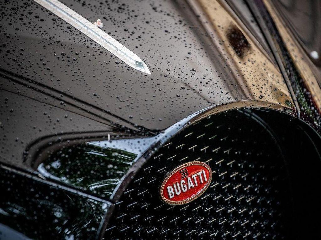 Bugatti Siapkan Crossover Listrik