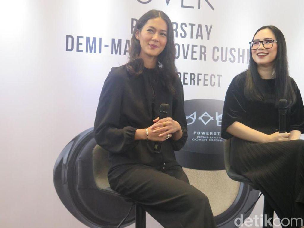 Jadi Brand Ambassador Pertama Make Over, Ini Gaya Makeup Paula Verhoeven