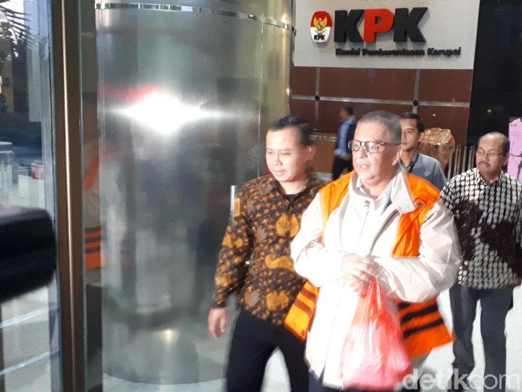 KPK Cecar Sofyan Basir soal Peran di Proses Awal Proyek PLTU Riau-1