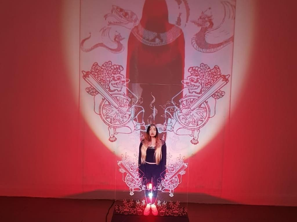 Keren! Citra Fotografi dan Seni Berkolaborasi di Karya Dua Perupa
