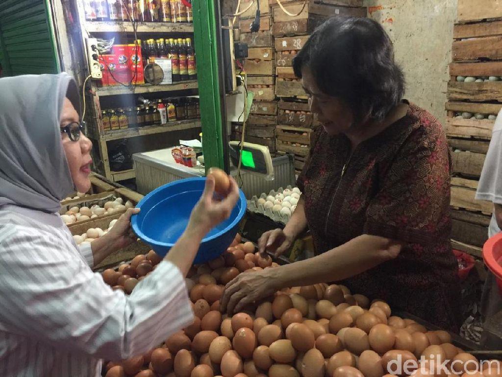 Jelang Lebaran, Kemendag Sidak ke Pasar Jatinegara