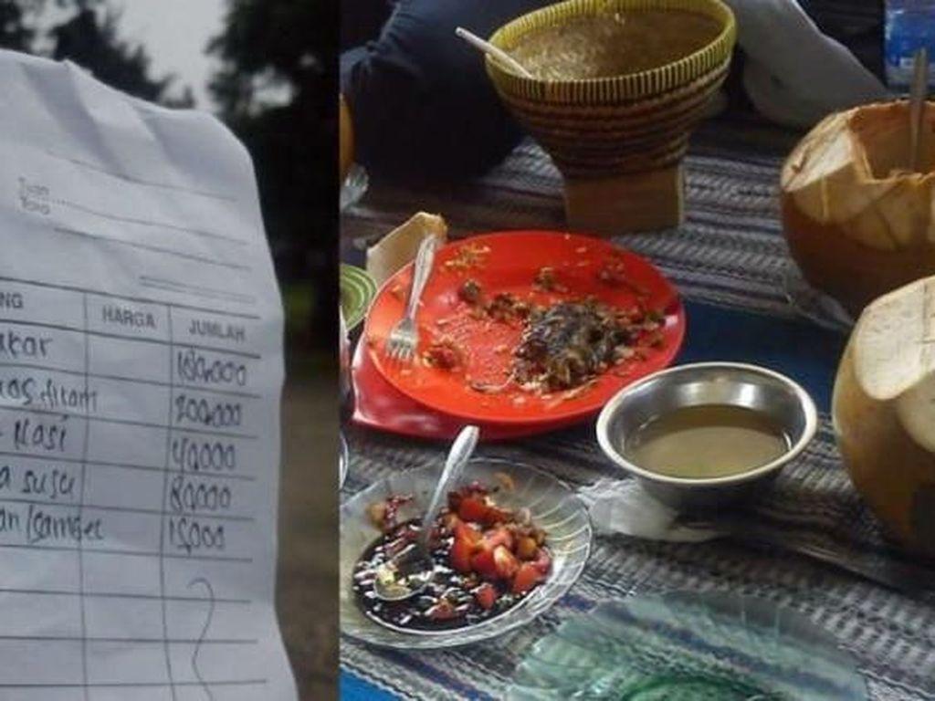 Ternyata Banyak Korban Warung Makan Ketok Harga di Indonesia