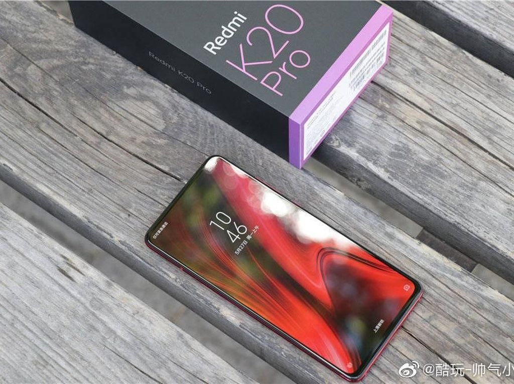 Xiaomi Rilis Gamepad Anyar untuk Redmi K20