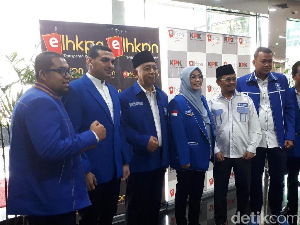 9 Caleg Lolos ke DPRD DKI, Putri Zulhas Klaim PAN Dapat 1 Kursi Pimpinan