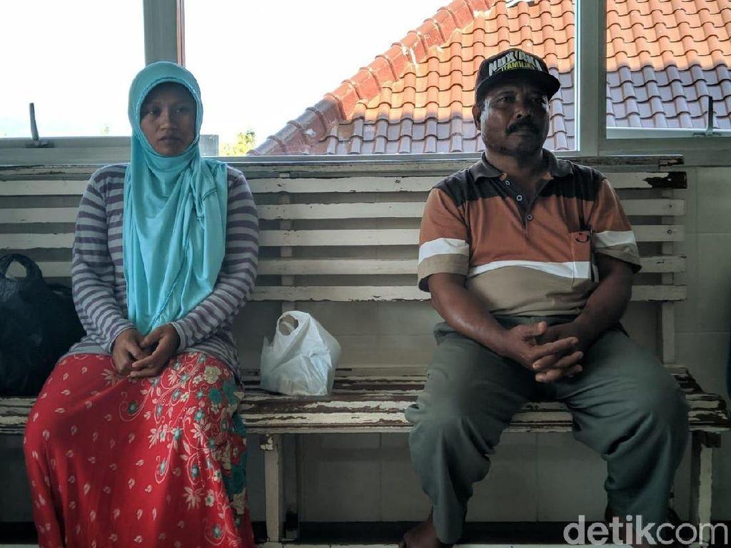 Balita Ponorogo yang Tercemplung Air Mendidih Tak Punya Biaya Operasi
