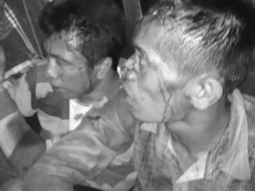 Gagal Curi Motor Jemaah Salat Tarawih, 2 Begal di Pasuruan Dimassa