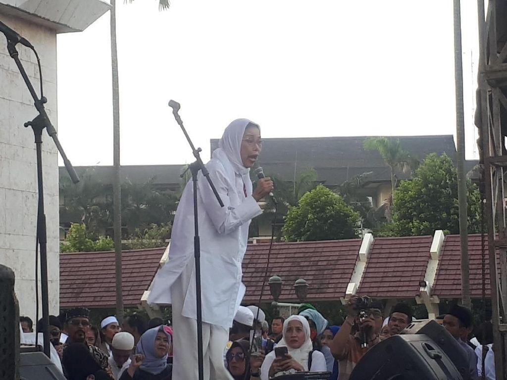 Rusuh 22 Mei Telan Korban, Ibunda Sandiaga: Tanggung Jawab Pemerintah
