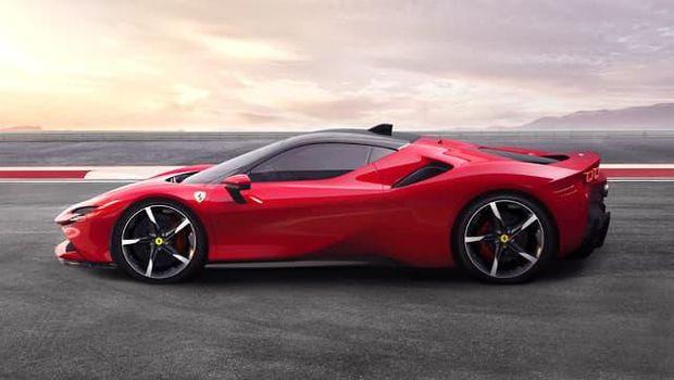 Ferrari Hybrid bernama SF90 Stradale