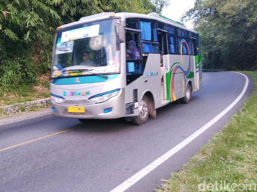 Kemudikan Bus Pemudik 33 Jam Menuju Padang, Ini Siasat Dedi Cegah Ngantuk