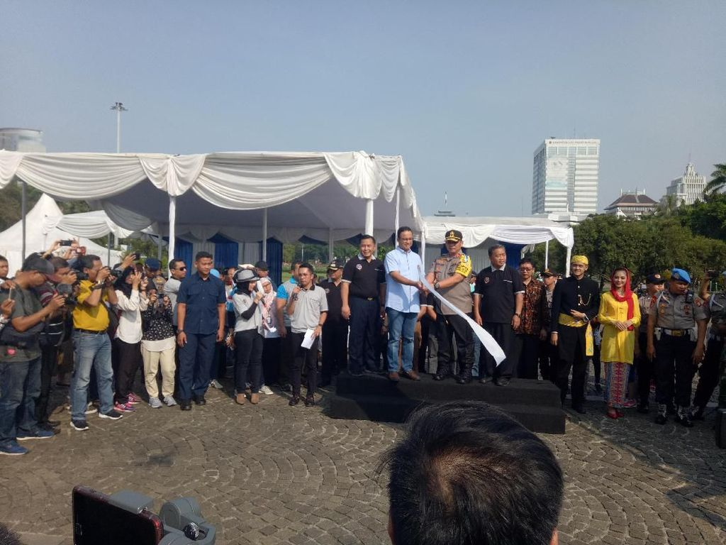 Anies Tak akan Gelar Operasi Yustisi terhadap Pendatang Baru di Jakarta