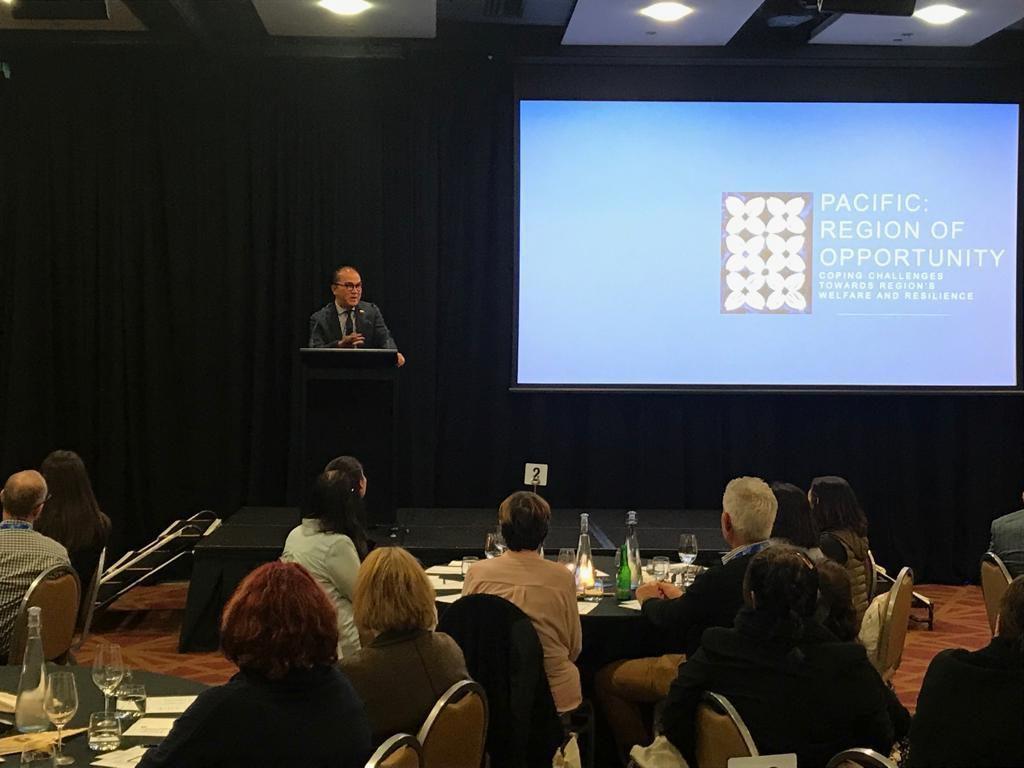 RI Tawarkan Kawasan Terpadu Pariwisata Pasifik di Selandia Baru