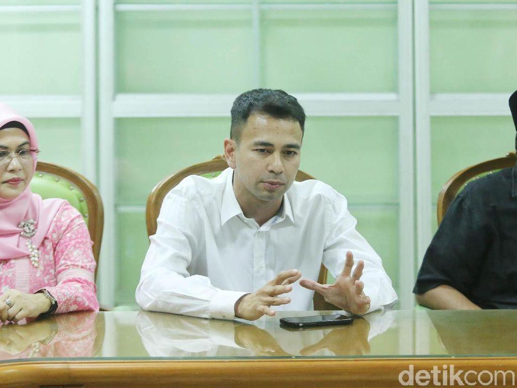 Kerap Ditegur, Raffi Ahmad Janji Jaga Tingkah Laku saat Isi Program Live