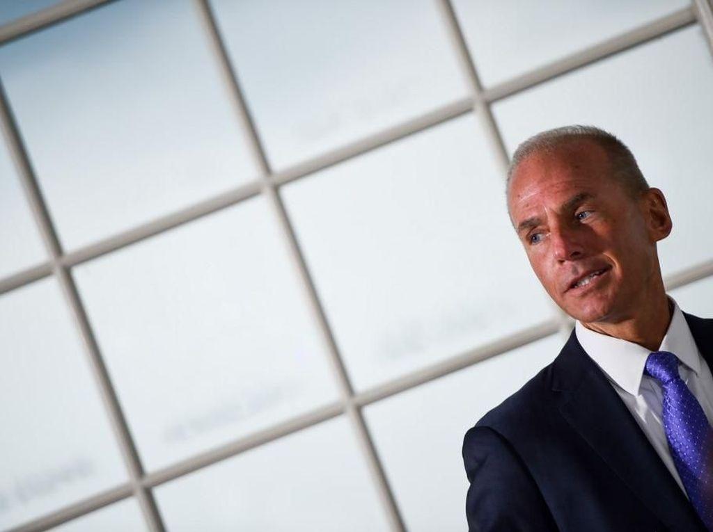 CEO Boeing Akan Diperiksa Kongres AS Soal 737 MAX