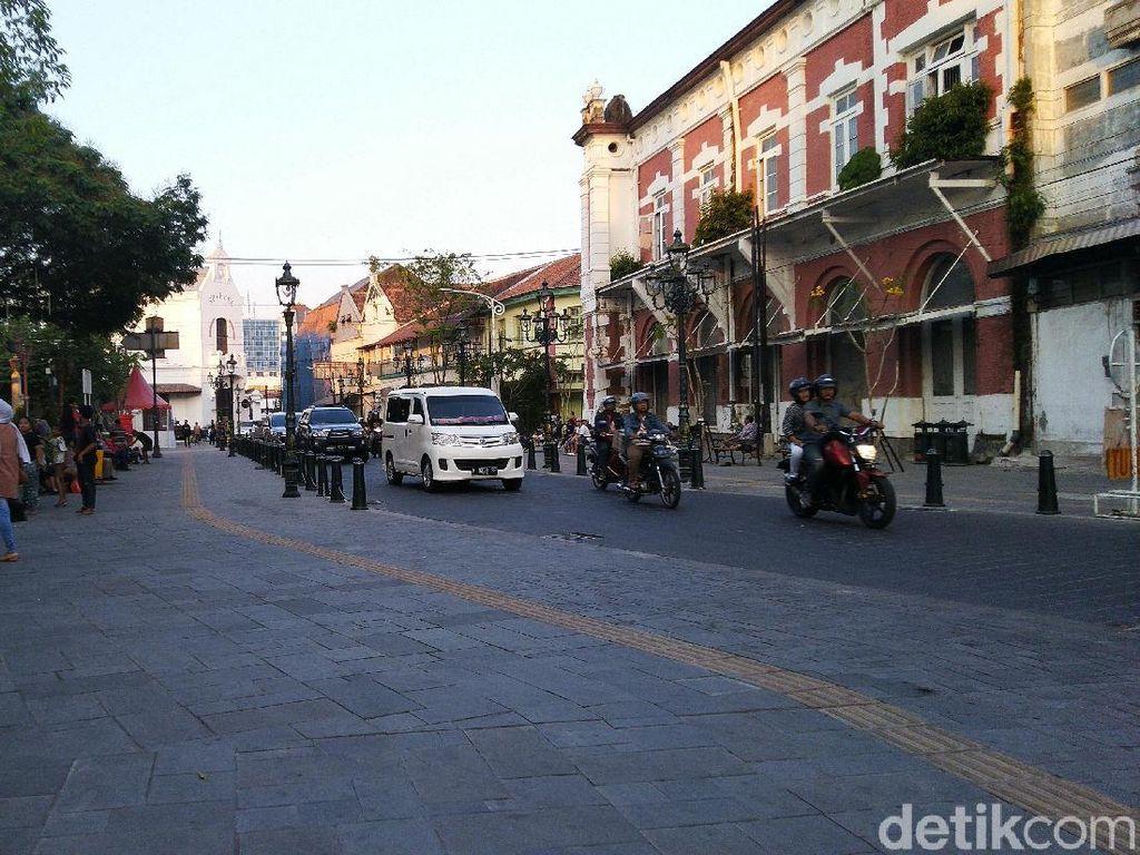 Kota Lama Semarang Siap Sambut Pemudik dengan Wajah Baru