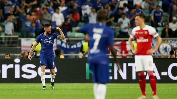Ribut dengan Emery, Ozil Masuk Daftar Jual Arsenal