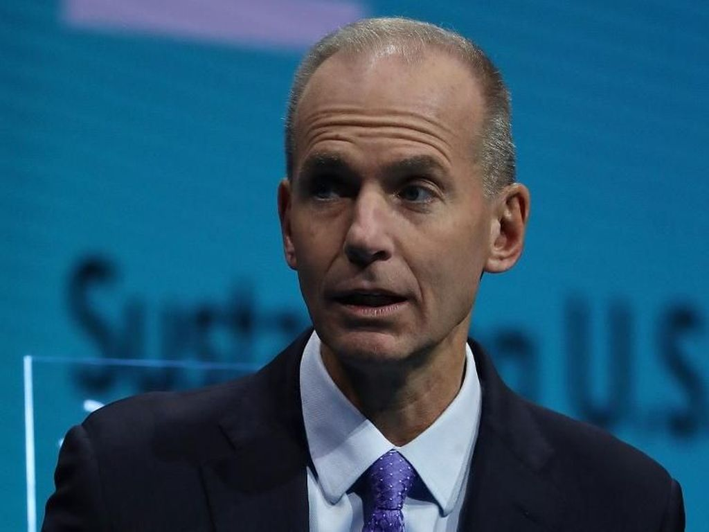CEO Boeing Kembali Minta Maaf Atas Tragedi Lion Air dan Ethiopian Airlines