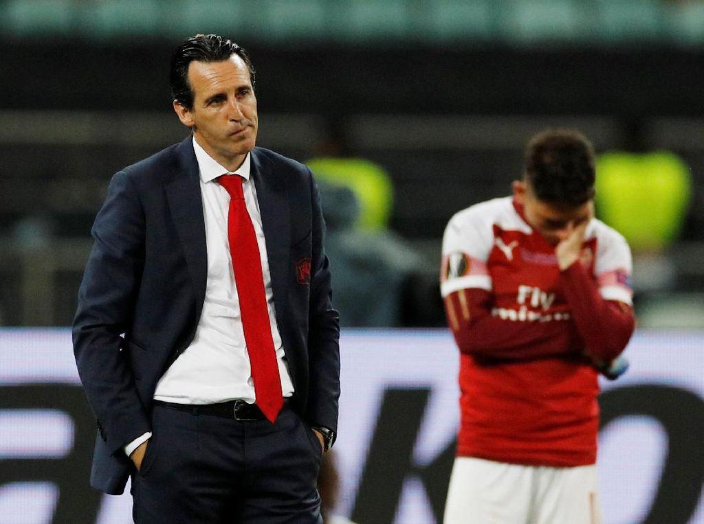 Di Bawah Emery, Arsenal Dilanda Penyakit Komplikasi