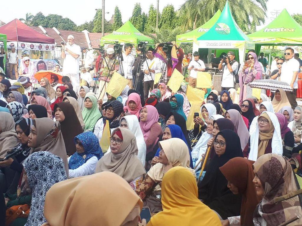 Presidium Emak-emak Gelar Doa Bersama untuk Korban Rusuh 22 Mei