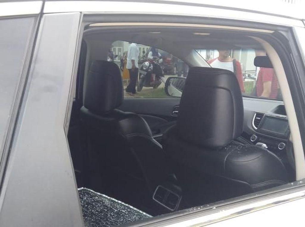 Awasi Barang Anda! Marak Pencurian Bermodus Pecahkan Kaca Mobil
