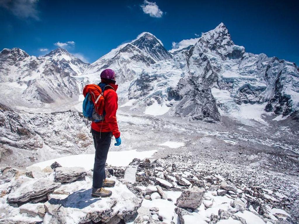 Fakta-fakta Puncak Everest yang Mungkin Belum Kamu Tahu