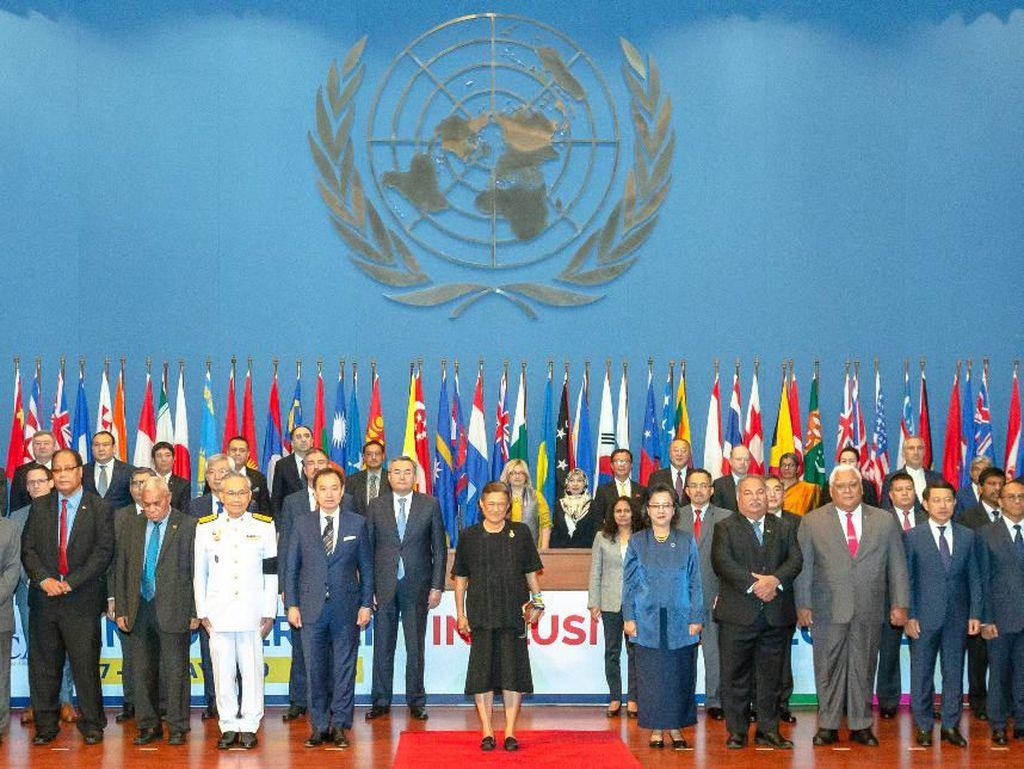 RI-Thailand Sepakati Upaya Pembentukan Organisasi Antar-Pemerintah