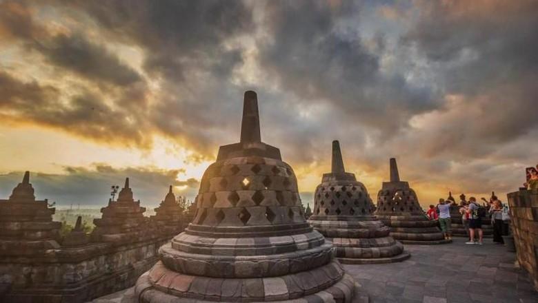 Candi Borobudur (Teguh Tofik Hidayat/dTraveler)