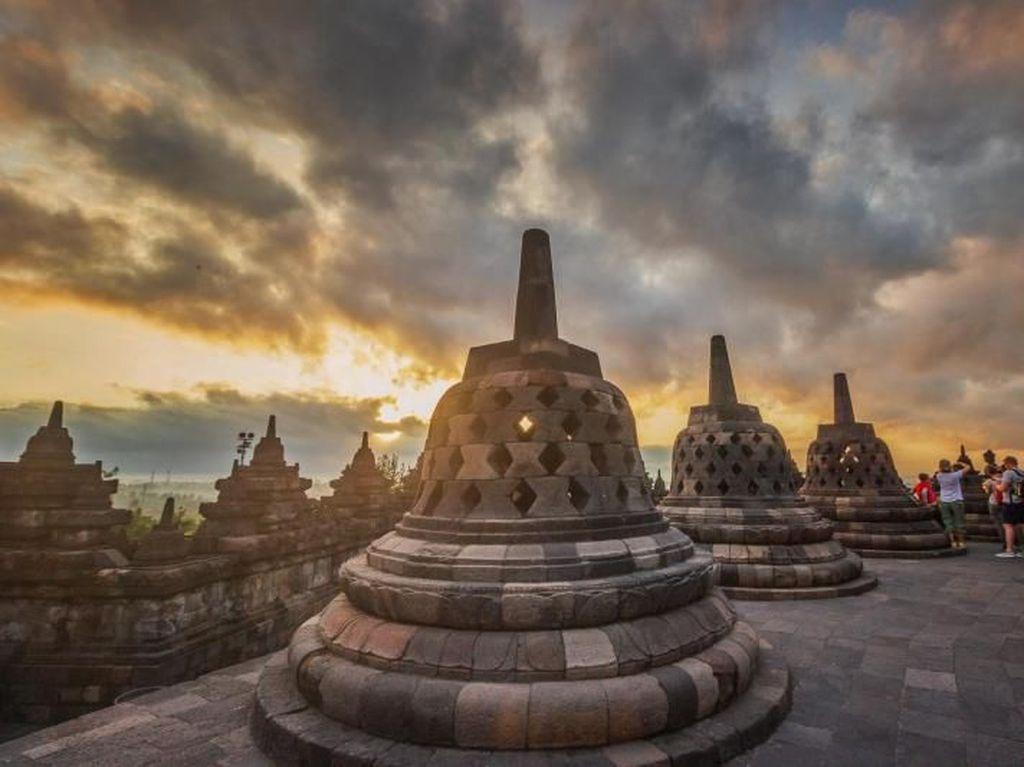 Asyik! Jalur Kereta Api Yogya-Borobudur Bakal Hidup Lagi