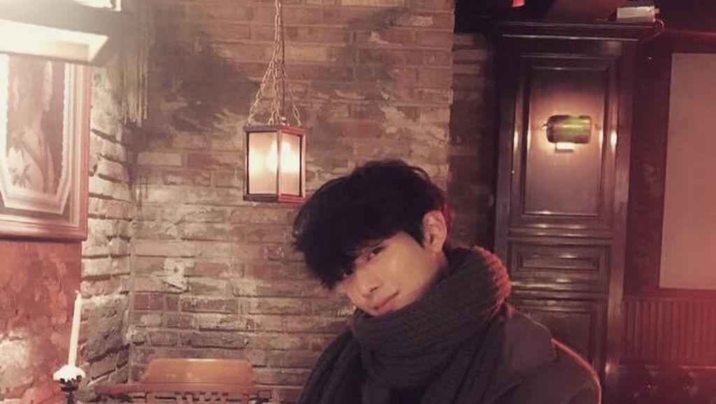 Ahn Hyo Seop Abyss, Lawan Main Park Bo Young yang Doyan Makan Enak