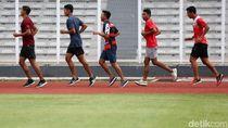 Bhayangkara vs Tira Persikabo di Stadion Madya, Zohri dkk Berlatih di Mana?