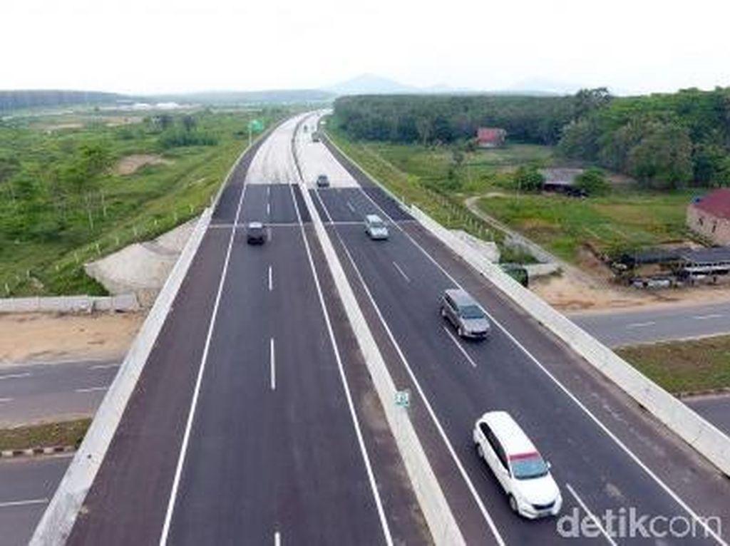 Mudik Nataru, Pengamat: Tol Baru Sukses Kurangi Kemacetan