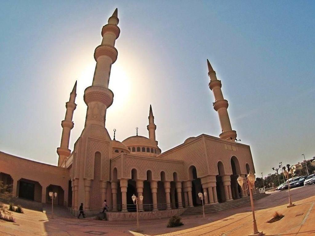Masjid di Abu Dhabi Ganti Nama Jadi Maria Bunda Yesus
