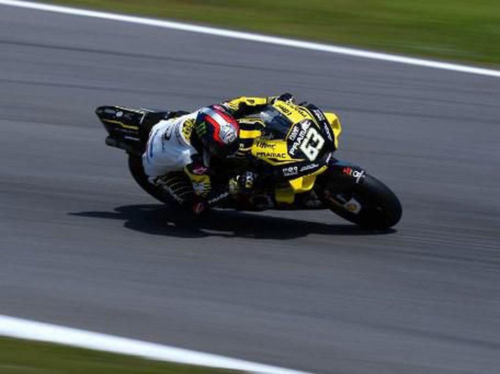 Pecco Bagnaia, Murid Valentino Rossi Itu Kuasai FP2 MotoGP Italia