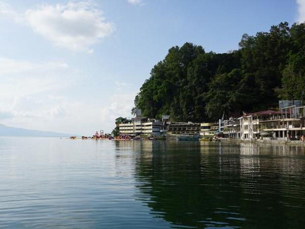 Percantik Danau Toba Butuh Rp 1 T, Luhut Minta Bantuan Grab