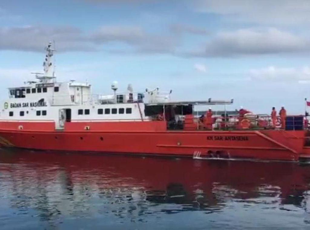 Musim Mudik, Basarnas Siagakan 2 Kapal Penyelamat di Perairan Makassar