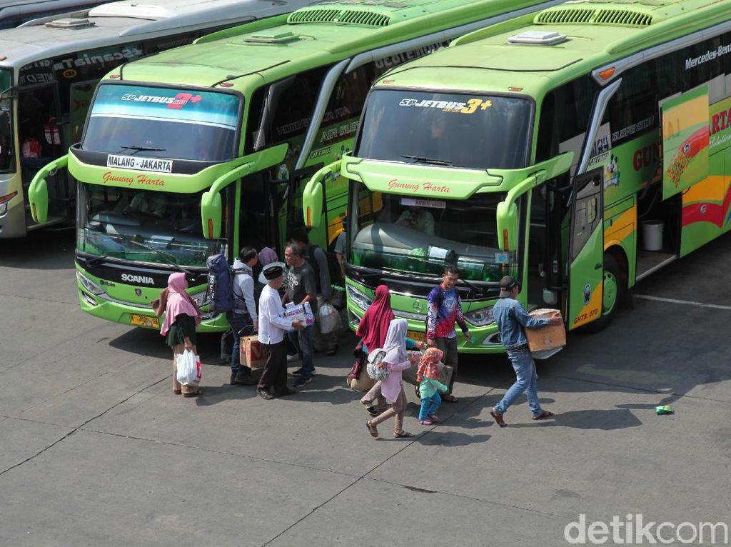 Organda Minta Pemudik Lapor Calo Tiket Bus di Aceh