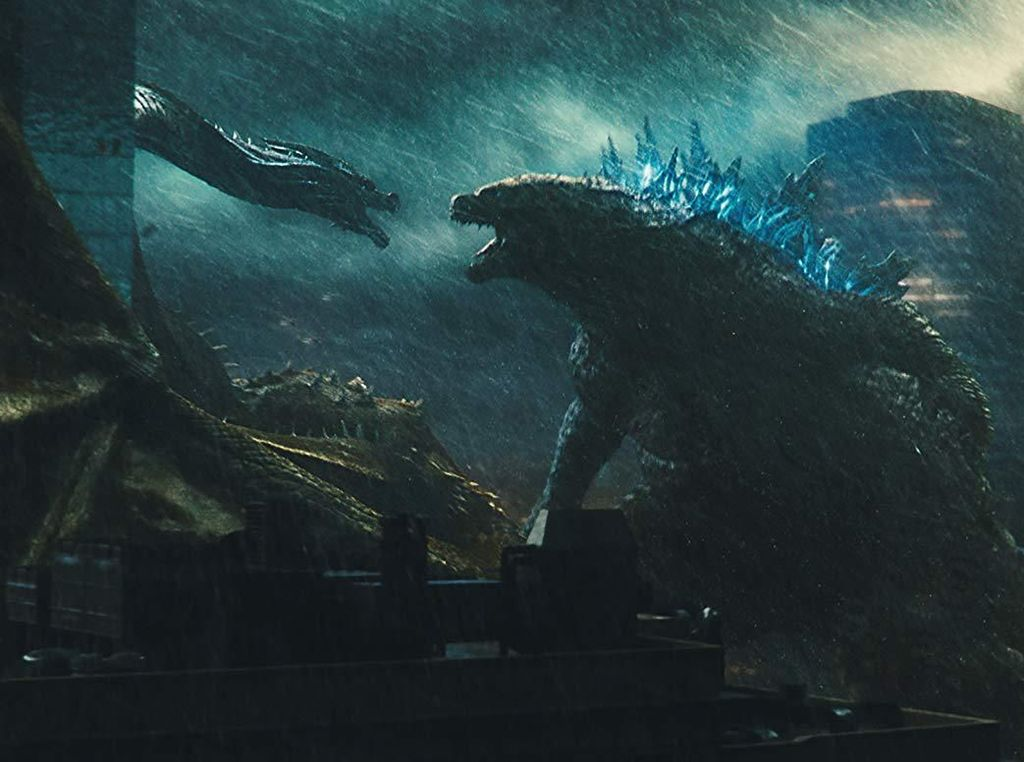 Para Raksasa di Godzilla II: King of Monsters