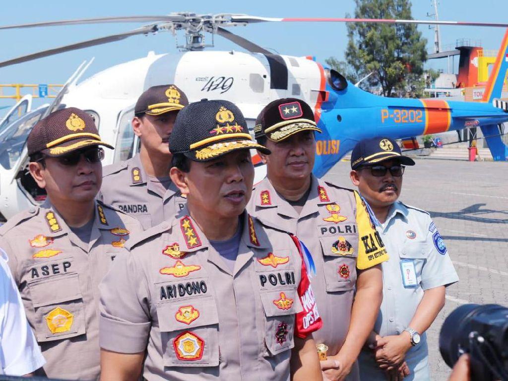 Wakapolri Minta Personel Patroli Titik Rawan Kejahatan di Lampung