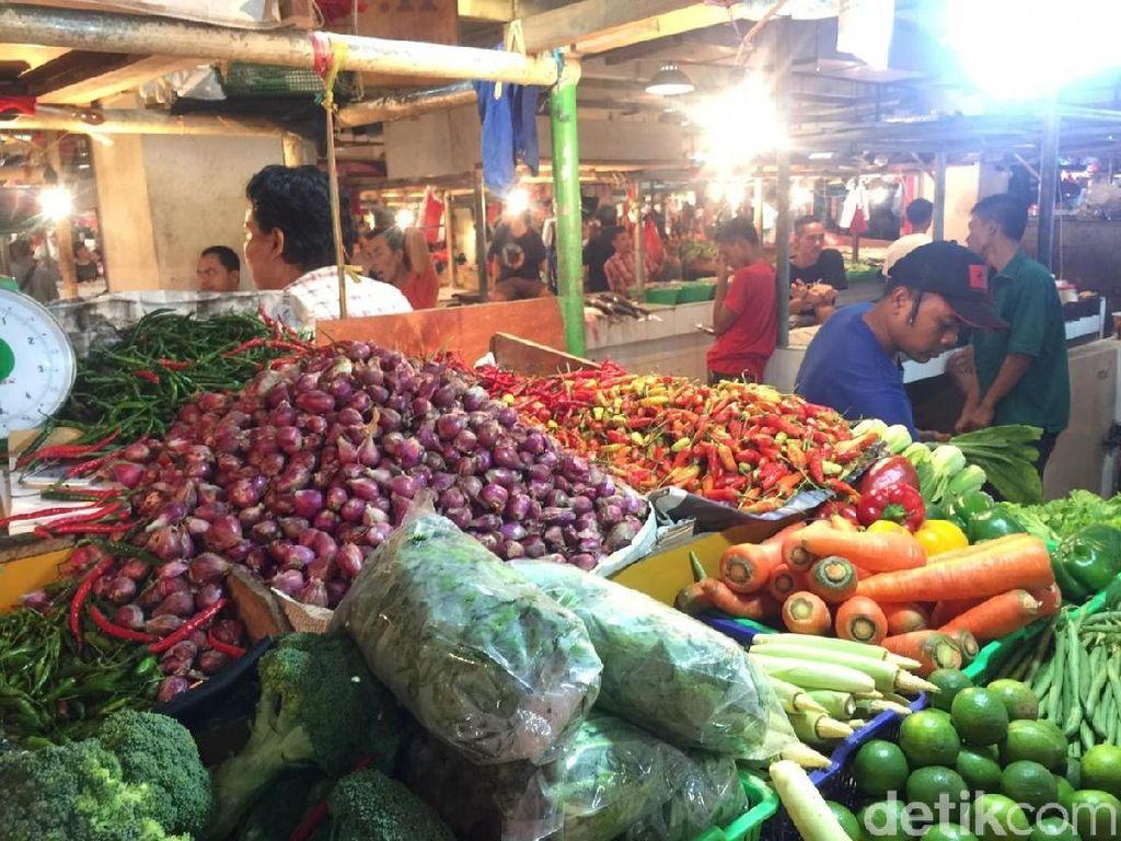 Harga Cabai Merah hingga Tomat Kompak Naik Jelang Lebaran