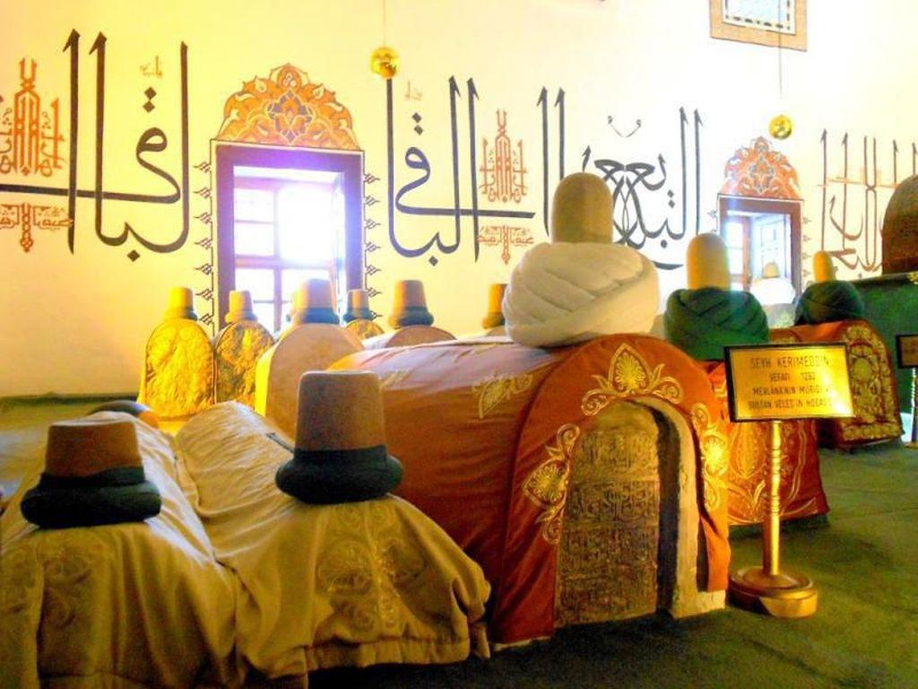 Museum Turki Ini Simpan Makam Sufi Jalaluddin Rumi