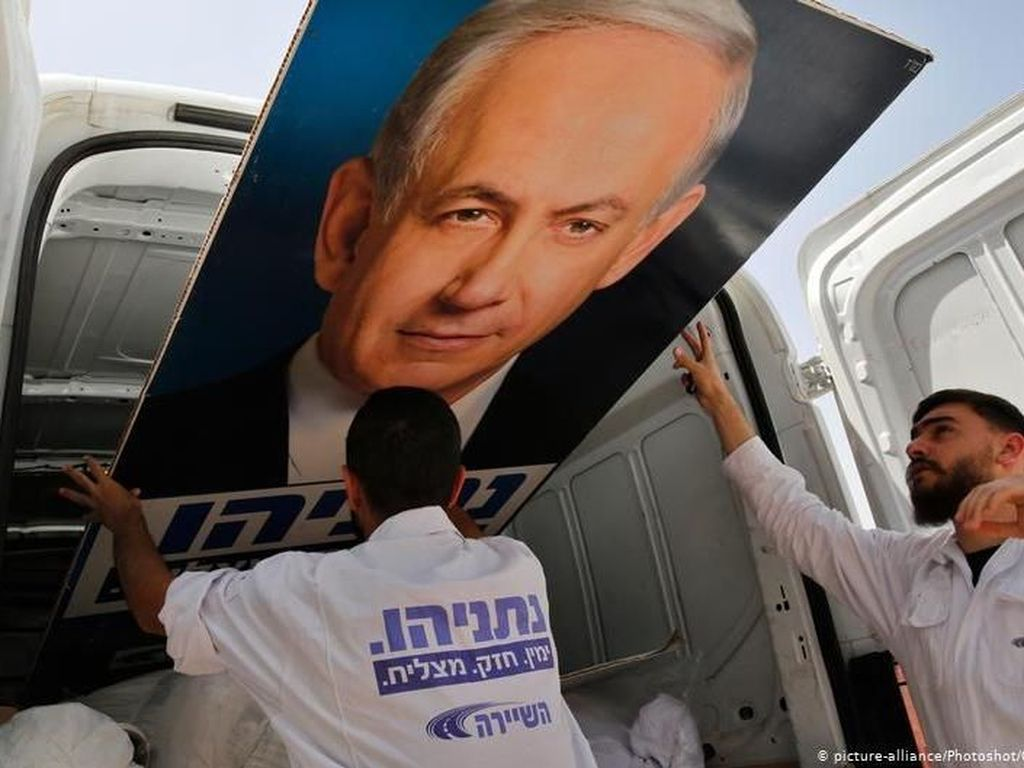 Parlemen Israel Putuskan Gelar Pemilu Ulang 17 September