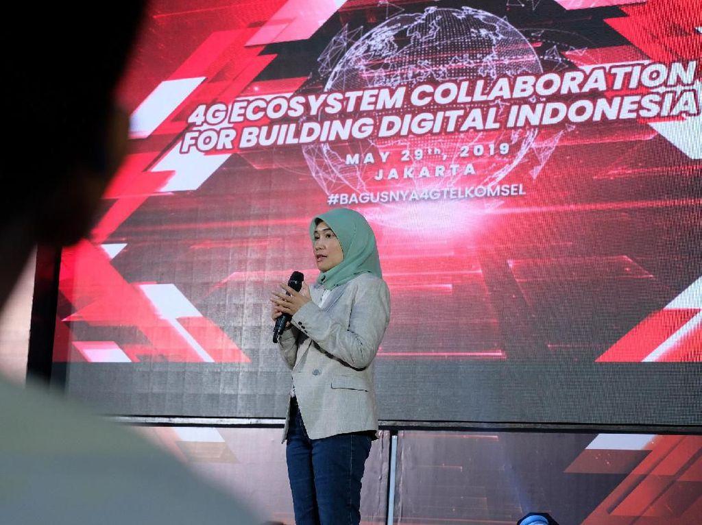 Begini Cara Telkomsel Bangun Ekosistem Digital di Indonesia