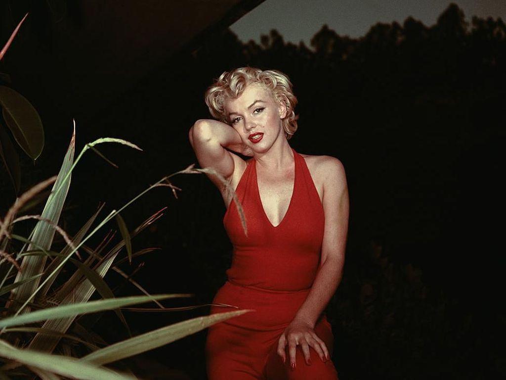 Resep Kecantikan Marilyn Monroe Terungkap