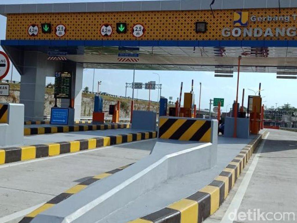 Gerbang Tol Gondangrejo Solo-Ngawi Difungsikan Selama Musim Mudik