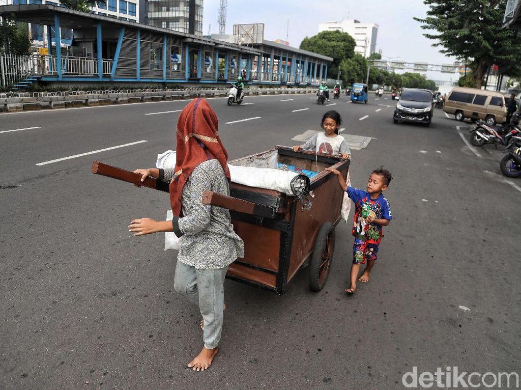 RUU KUHP Ancam Gelandangan Didenda Rp 1 Juta Padahal di Jakarta Rp 20 Juta