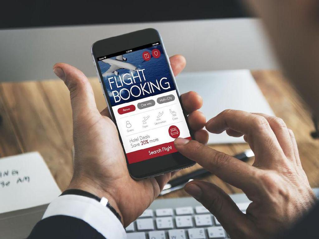 Nasabah Bank Bisa Beli Tiket Pesawat Hingga Voucher Game Sekali Klik