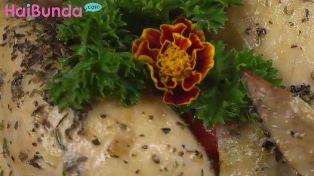 Resep Ayam Panggang Utuh/